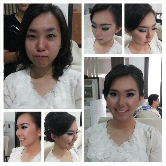 WEDDING & PREWEDDING MAKE UP by Meliana Make Up Artist - 002