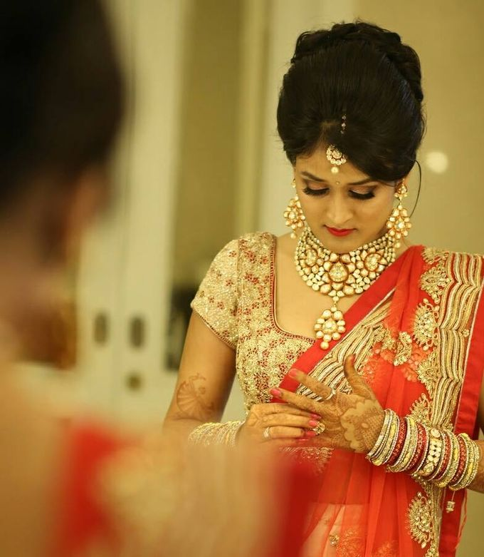 Bridal Makeup by Makeup by Lavina - 001