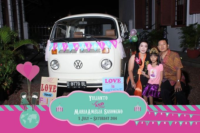 The Weddng of Yulianto & Amy by Twotone Photobooth - 051