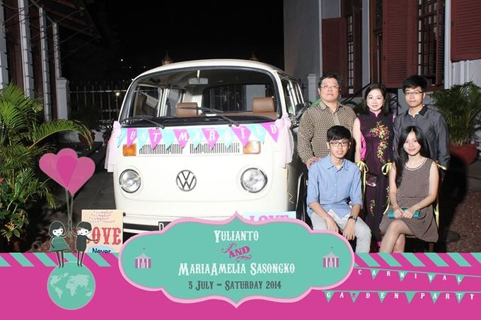 The Weddng of Yulianto & Amy by Twotone Photobooth - 002