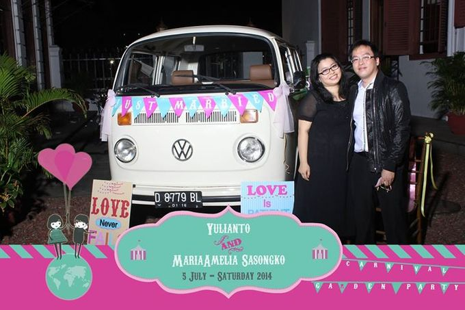 The Weddng of Yulianto & Amy by Twotone Photobooth - 031