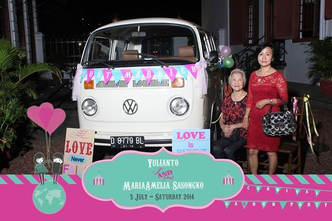 The Weddng of Yulianto & Amy by Twotone Photobooth - 033