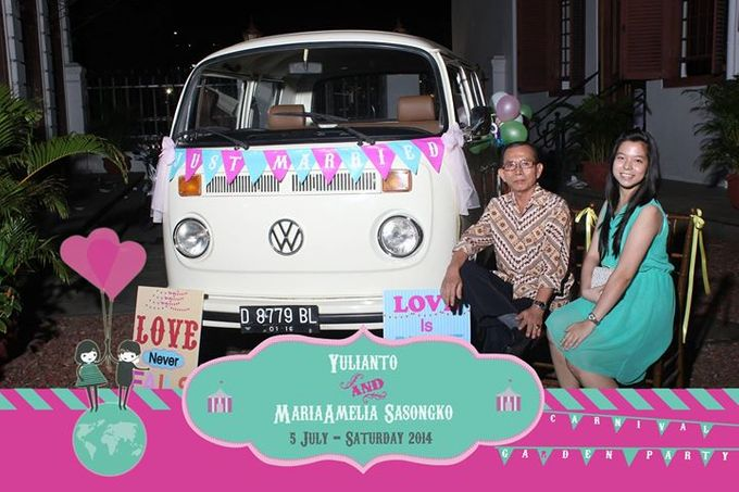The Weddng of Yulianto & Amy by Twotone Photobooth - 048