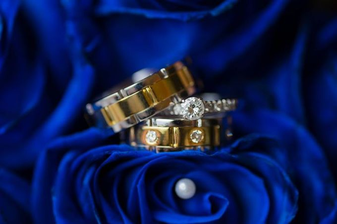 Wedding Rings by Peach Frost Studio - 003