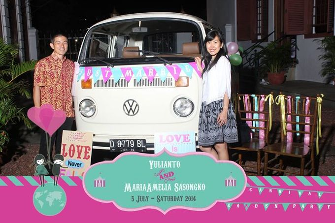 The Weddng of Yulianto & Amy by Twotone Photobooth - 071