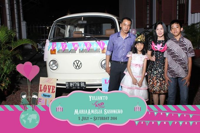 The Weddng of Yulianto & Amy by Twotone Photobooth - 059
