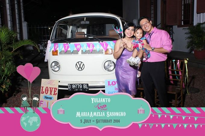The Weddng of Yulianto & Amy by Twotone Photobooth - 060