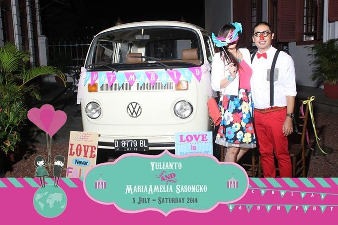 The Weddng of Yulianto & Amy by Twotone Photobooth - 086