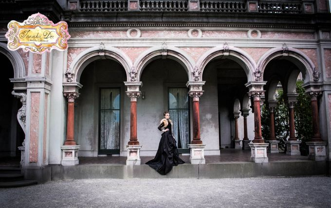 Labassa Mansion Photoshoot by Innicka Dee Cakes - 011