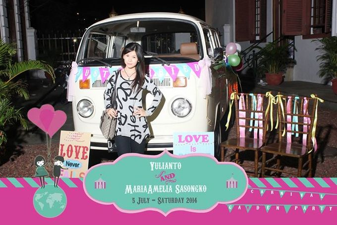 The Weddng of Yulianto & Amy by Twotone Photobooth - 015