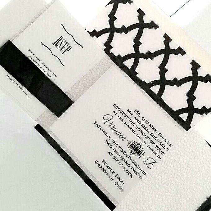 Invitation by Danielle Behar Designs - 004