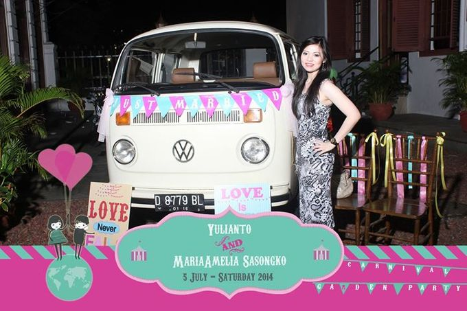 The Weddng of Yulianto & Amy by Twotone Photobooth - 075