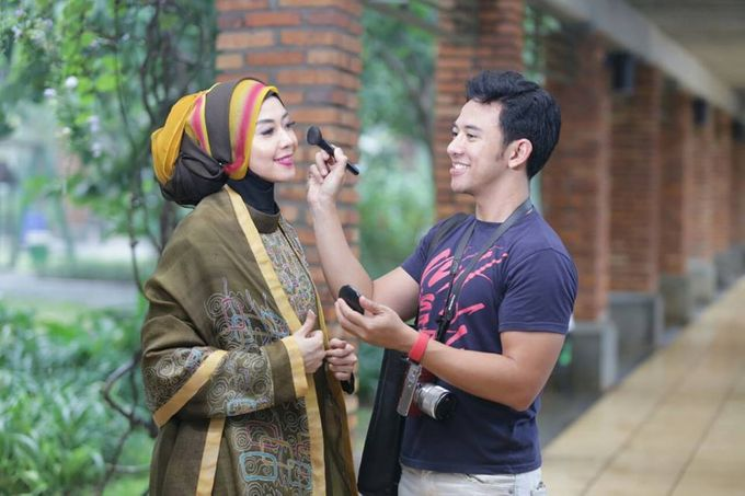 BEHIND THE SCENE 2 by Dendy Oktariady Make Up Artist - 010