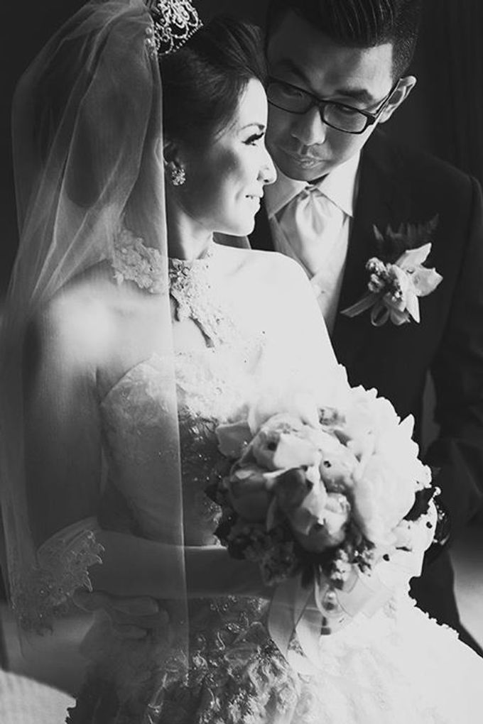 JAKARTA | Real Wedding | Bram + Natalia | by YSD by YSD Photography - 003