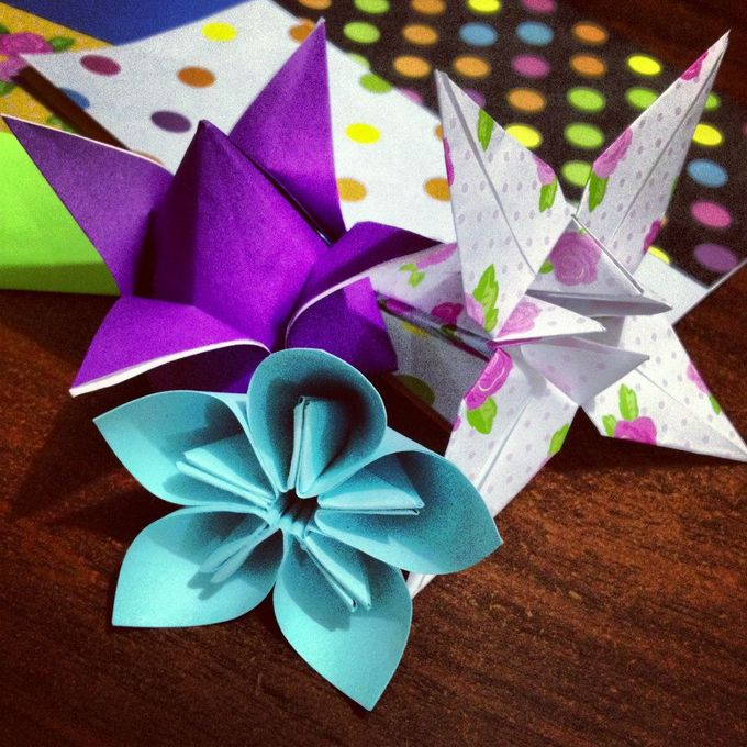 Paper Flowers by Passionately Handmade - 005