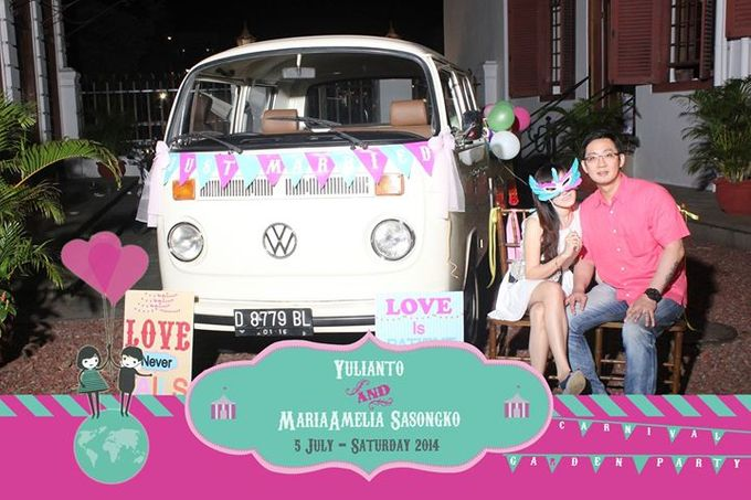 The Weddng of Yulianto & Amy by Twotone Photobooth - 007