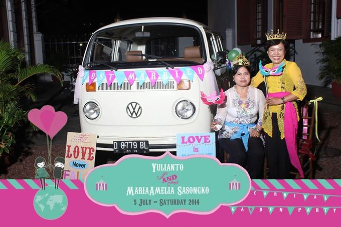 The Weddng of Yulianto & Amy by Twotone Photobooth - 098