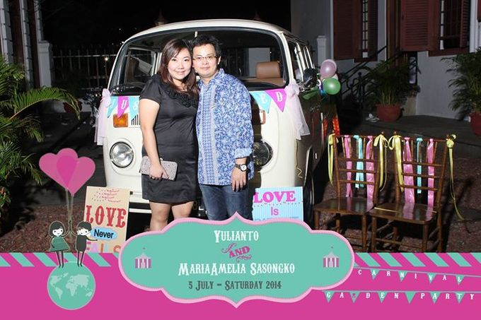 The Weddng of Yulianto & Amy by Twotone Photobooth - 056