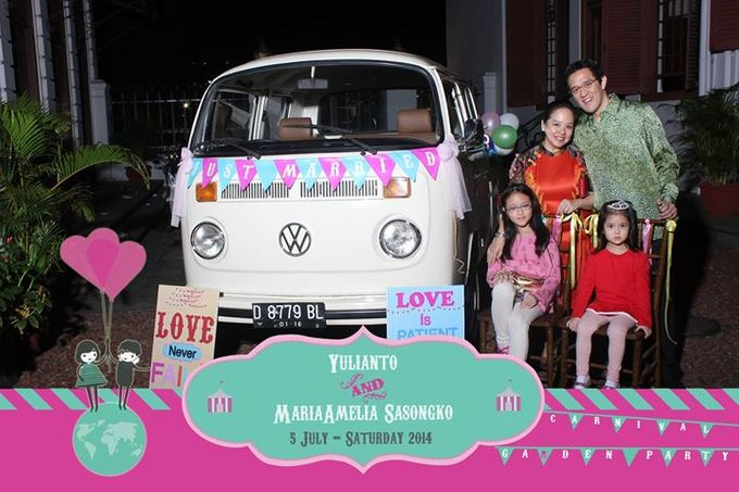 The Weddng of Yulianto & Amy by Twotone Photobooth - 078
