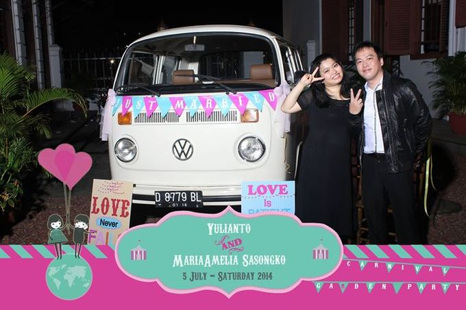 The Weddng of Yulianto & Amy by Twotone Photobooth - 032