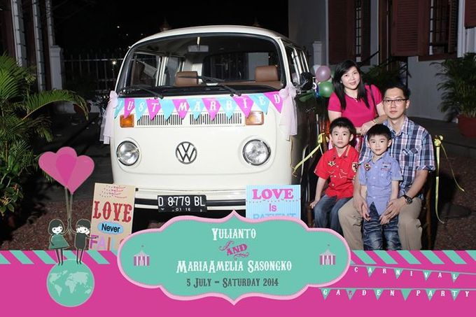 The Weddng of Yulianto & Amy by Twotone Photobooth - 024