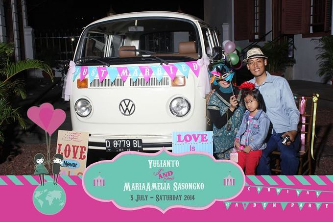 The Weddng of Yulianto & Amy by Twotone Photobooth - 041