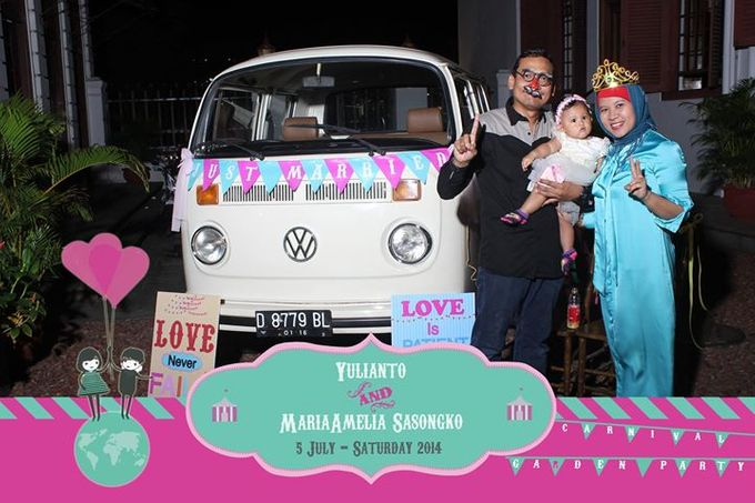 The Weddng of Yulianto & Amy by Twotone Photobooth - 091