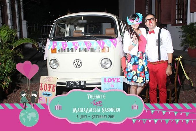 The Weddng of Yulianto & Amy by Twotone Photobooth - 087