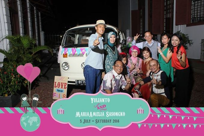 The Weddng of Yulianto & Amy by Twotone Photobooth - 042