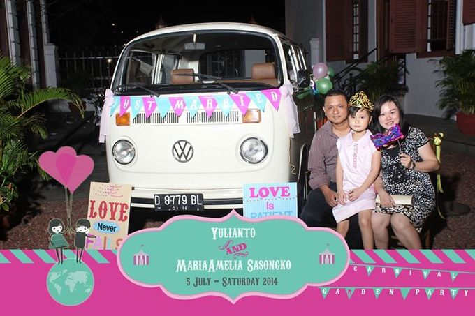 The Weddng of Yulianto & Amy by Twotone Photobooth - 062