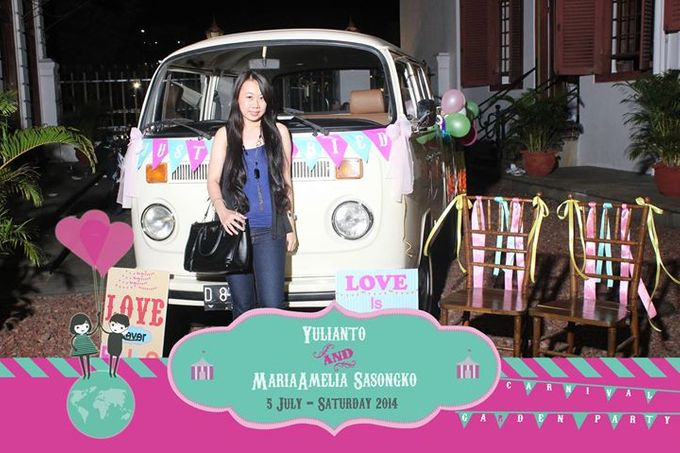 The Weddng of Yulianto & Amy by Twotone Photobooth - 014