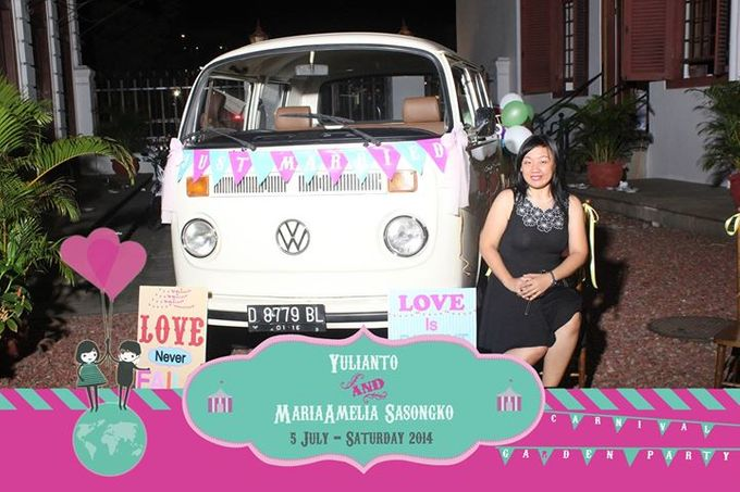 The Weddng of Yulianto & Amy by Twotone Photobooth - 004