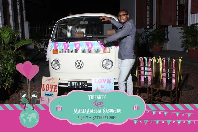The Weddng of Yulianto & Amy by Twotone Photobooth - 073