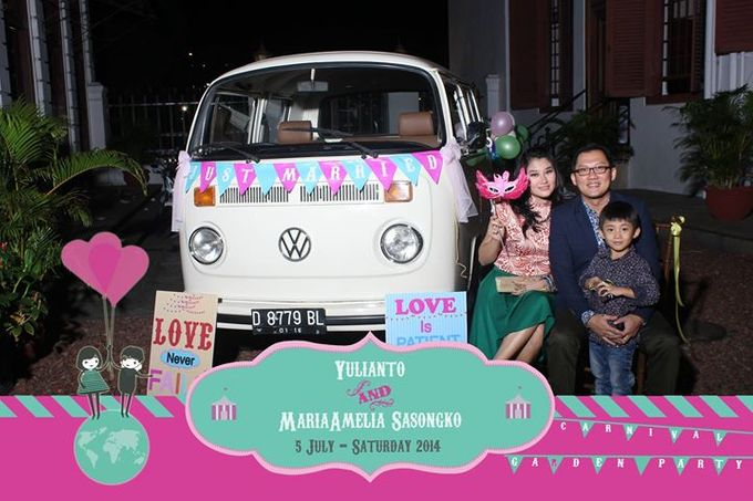 The Weddng of Yulianto & Amy by Twotone Photobooth - 067