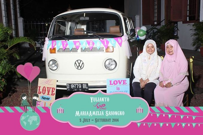 The Weddng of Yulianto & Amy by Twotone Photobooth - 079