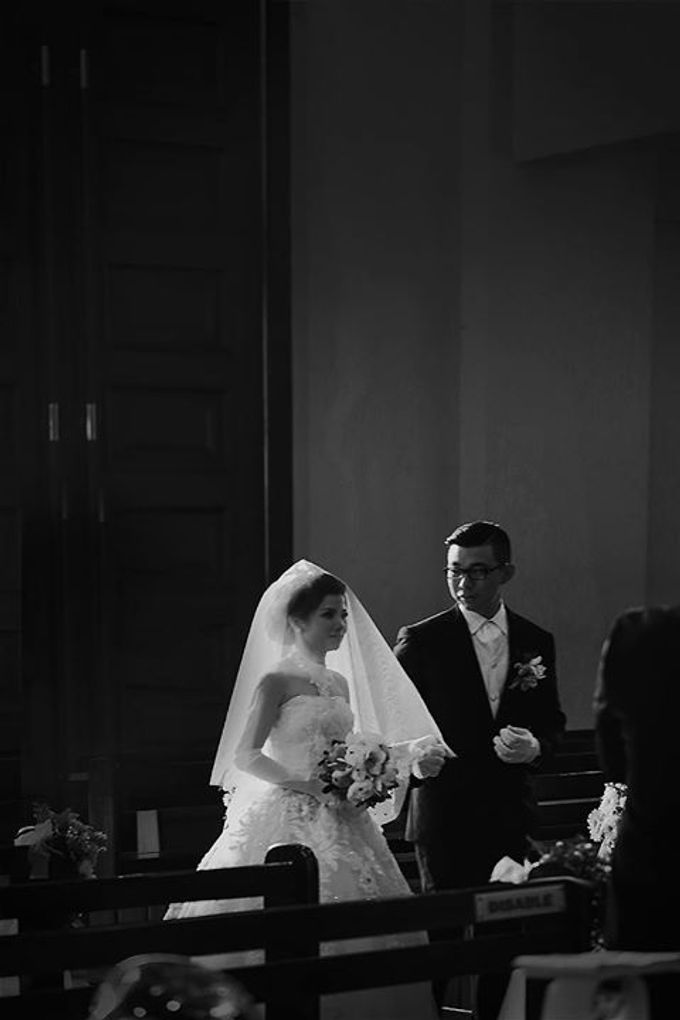JAKARTA | Real Wedding | Bram + Natalia | by YSD by YSD Photography - 023