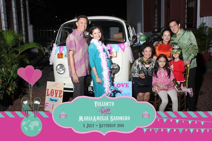 The Weddng of Yulianto & Amy by Twotone Photobooth - 081