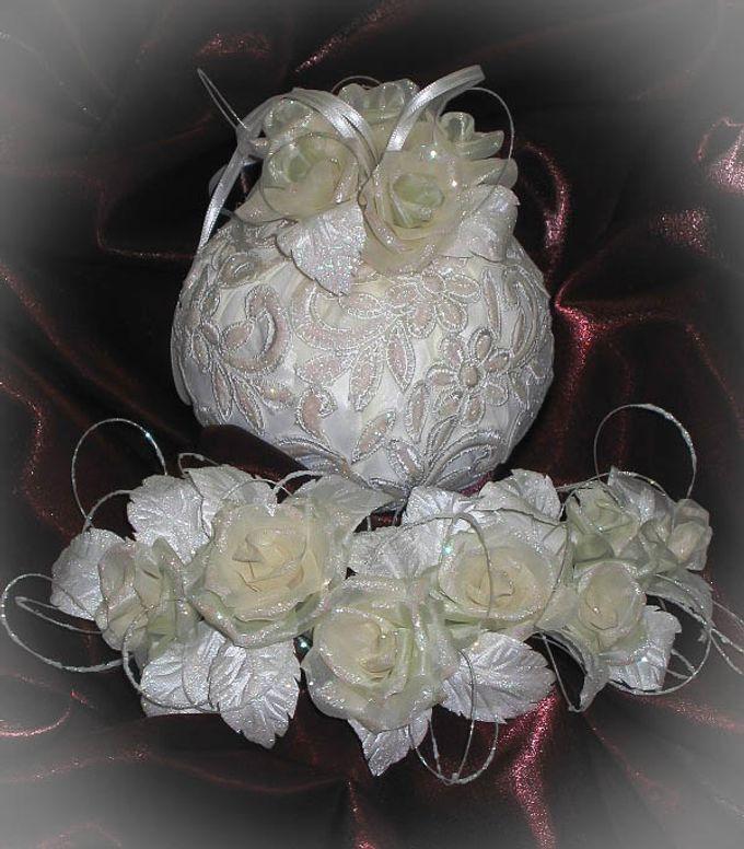 BRIDAL CLUTCHES by Pamela Falli - 023