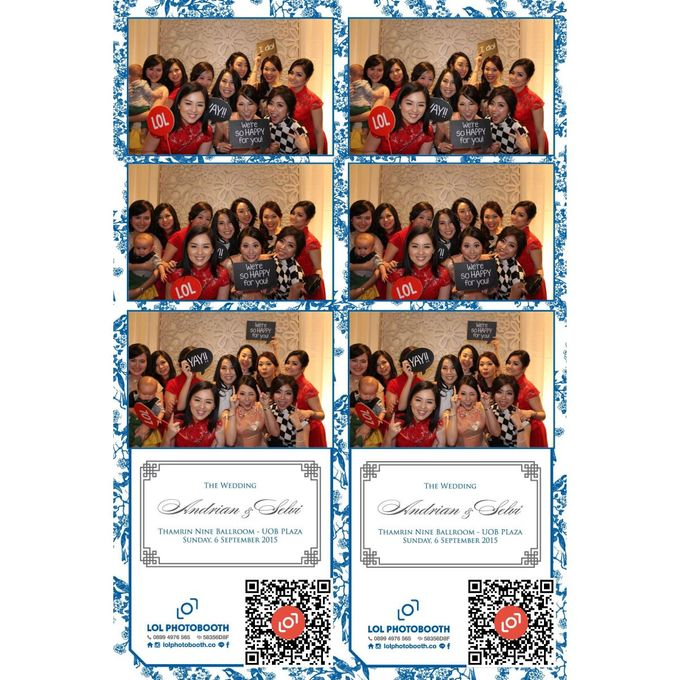 Wedding of A&S by lolphotobooth.co - 011