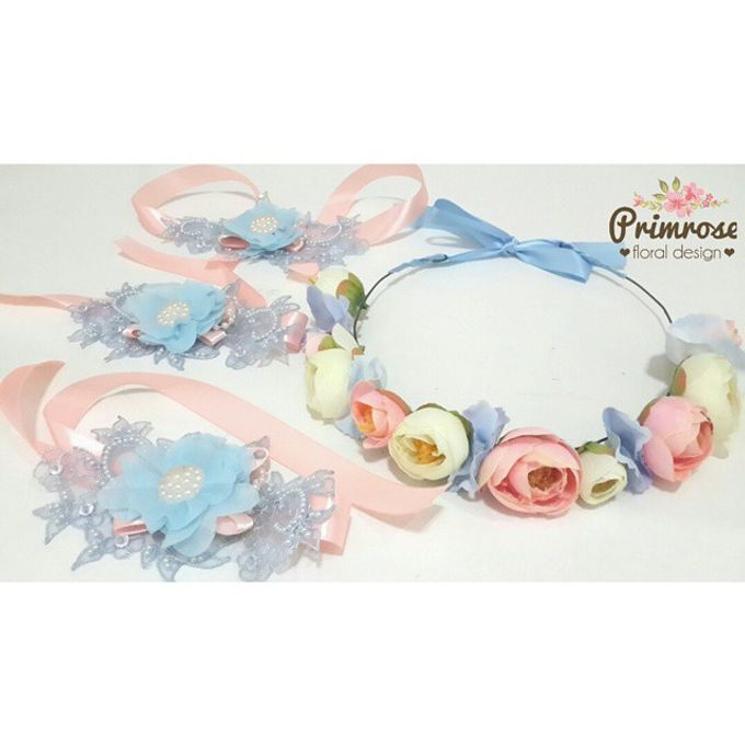 Wedding Accessories by Primrose Floral Design - 004
