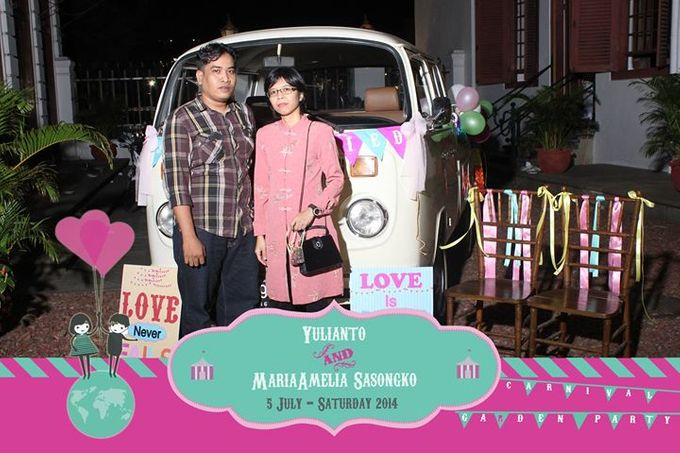 The Weddng of Yulianto & Amy by Twotone Photobooth - 017