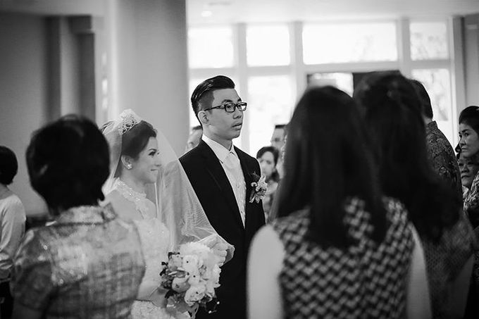 JAKARTA | Real Wedding | Bram + Natalia | by YSD by YSD Photography - 026