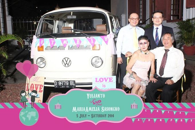 The Weddng of Yulianto & Amy by Twotone Photobooth - 012
