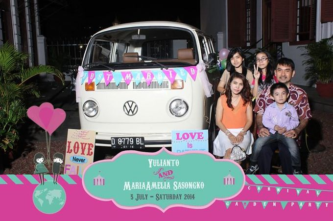 The Weddng of Yulianto & Amy by Twotone Photobooth - 044