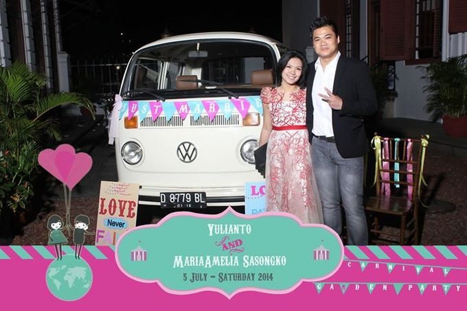 The Weddng of Yulianto & Amy by Twotone Photobooth - 077