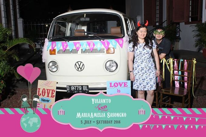 The Weddng of Yulianto & Amy by Twotone Photobooth - 046
