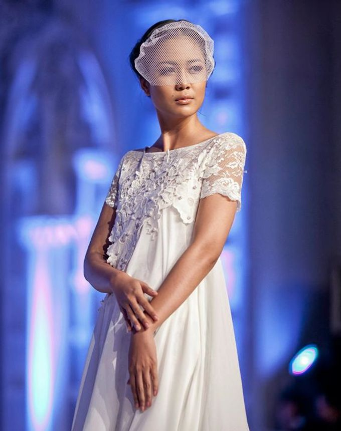 Catalyst from FLESH TO DUST Bridal Spring Summer 2015 - Runway Photo by Bramanta Wijaya Sposa - 022