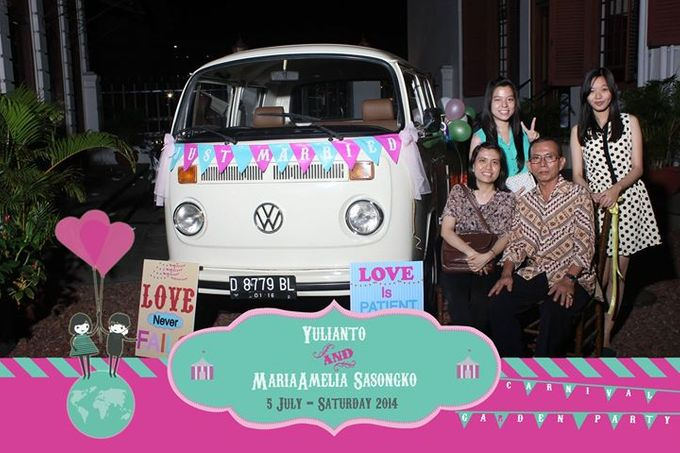 The Weddng of Yulianto & Amy by Twotone Photobooth - 049