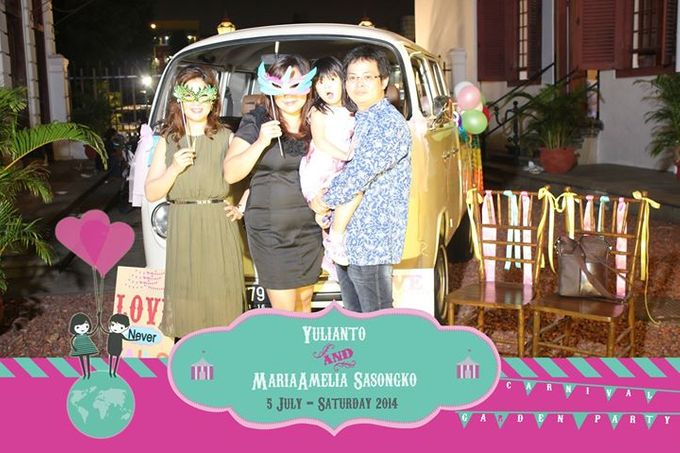The Weddng of Yulianto & Amy by Twotone Photobooth - 020