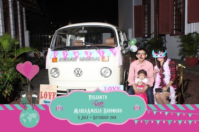 The Weddng of Yulianto & Amy by Twotone Photobooth - 003